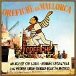 Orefiche en Mallorca, Armando Orefiche