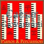 Pianos & Percussion, Caesar Giovannini