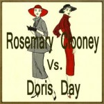 Rosemary Clooney vs. Doris Day