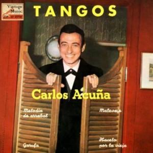 Carlos Acuña, Tangos