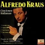 Canciones Italianas, Alfredo Kraus