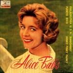 Philadelphia U.S.A, Alice Babs