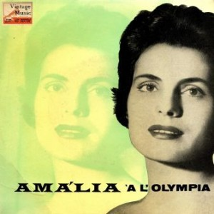 In Concert At L'Olympia Of Paris, Amália Rodrigues