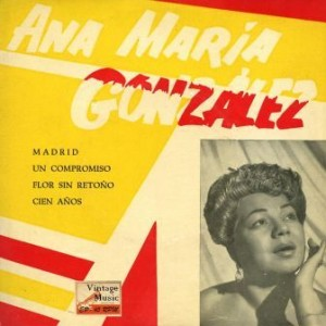Madrid, Ana María González