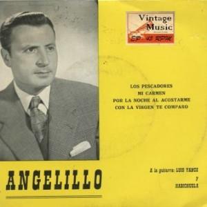 Los Pescadores, Angelillo