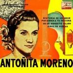 Historia De Un Amor, Antoñita Moreno