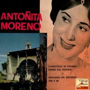 Carretera De Asturias, Antoñita Moreno