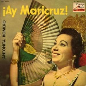 ¡ Ay, Maricruz !, Antoñita Romero