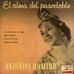 El Alma Del Pasodoble, Antoñita Romero