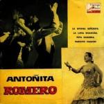 Copla Y Fiesta Gitana, Antoñita Romero
