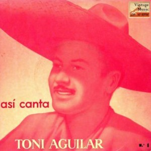 The First Record In Spain, Antonio Aguilar