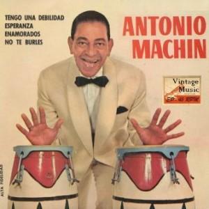 Tengo Una Debilidad, Antonio Machín