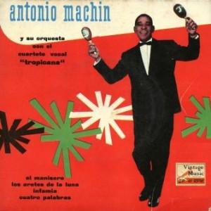 El Manisero, Antonio Machín