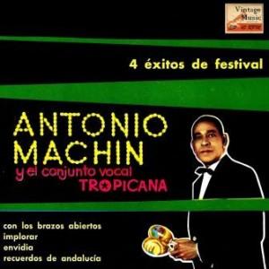 Con Los Brazos Abiertos, Antonio Machín
