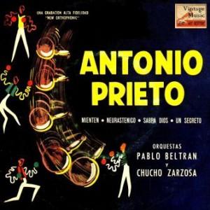 Mienten, Antonio Prieto
