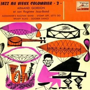 Jazz Au Vieux Colombier, Armand Gordon