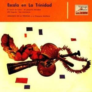 El Barco De Tahití, Armando De La Trinidad