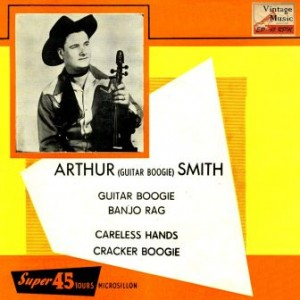 Careless Hands,  Arthur «Guitar Boogie» Smith