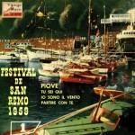 Festival San Remo 1959, Arturo Testa