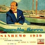 San Remo 1959, Aurelio Fierro