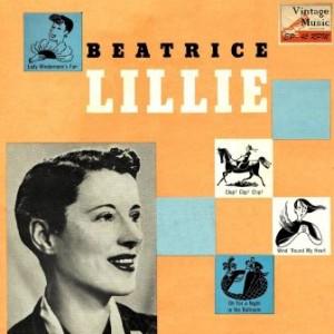Clop! Clip! Clop!, Beatrice Lillie