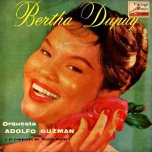 Por Un Adios, Bertha Dupuy
