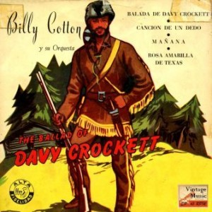 The Ballad Of Davy Crockett, Billy Cotton