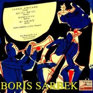 Tango Africano, Boris Sarbek