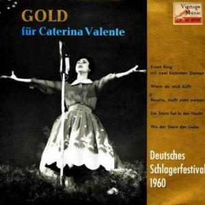 Deutsches Schlagerfestival, Caterina Valente
