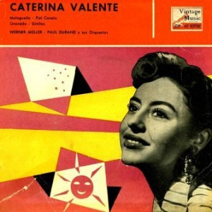 Sings In Spanish, Caterina Valente