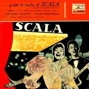 Y Por La Noche Al Scala, Caterina Valente