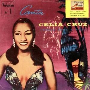 Celia Cruz Sings, Celia Cruz