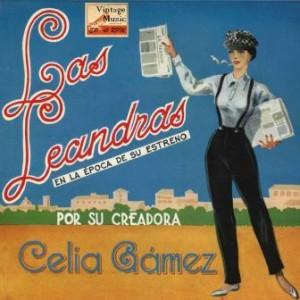 Las Leandras, Celia Gámez