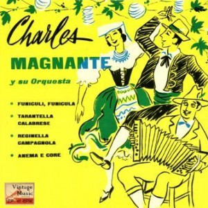 Italian Party With Accordion, Charles Magnante