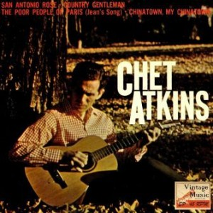 Country Gentleman, Chet Atkins