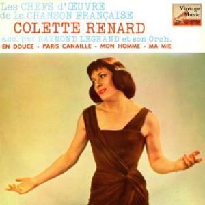 Chanson Française, Colette Renard