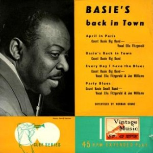 Back In Twon, Count Basie