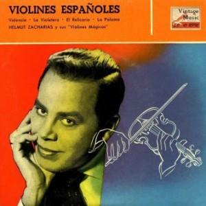 Violines Españoles, Helmut Zacharias