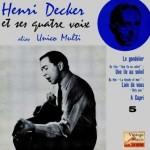 Le Gondolier, Henri Decker