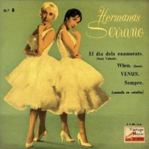 El Dia Dels Enamorats, Hermanas Serrano