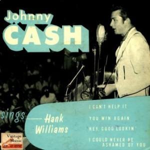 Sings Hank Villiams, Johnny Cash