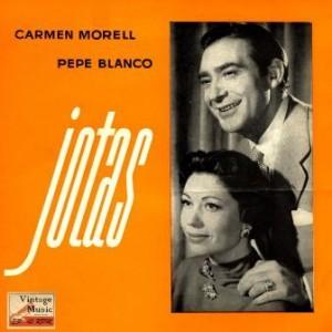 Jotas De Picadillo, Pepe Blanco y Carmen Morell