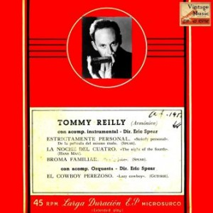 Personal, Harmonic, Tommy Reilly