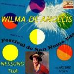 Festival De San Remo 1959, Wilma de Angelis