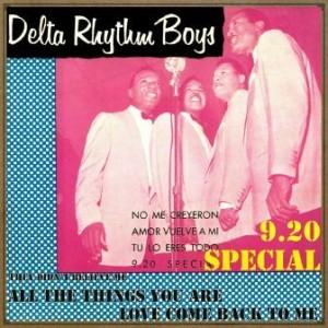 9:20 Special, The Delta Rhythm Boys