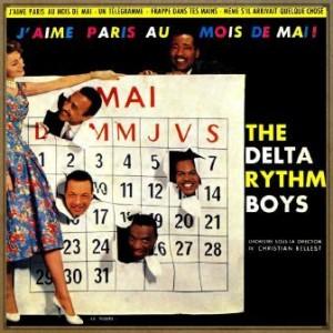 J'aime Paris au mois de mai, The Delta Rhythm Boys