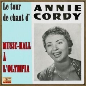 Annie Cordy À L'Olympia