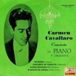 Concert Piano And Orchestra, Carmen Cavallaro