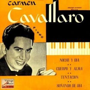 Piano, Night And Day, Carmen Cavallaro