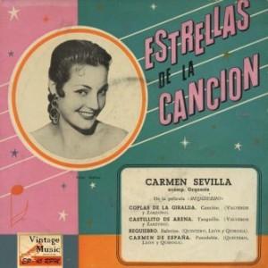 Requiebro, Carmen Sevilla